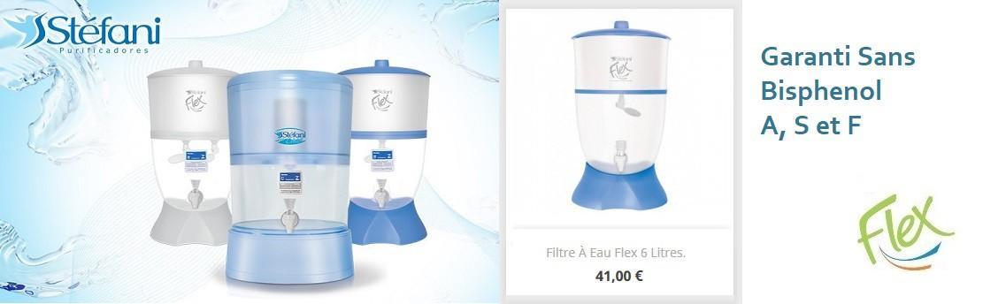 Fontaine Filtrante